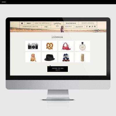 Campus-Product-Showit-Lookbook