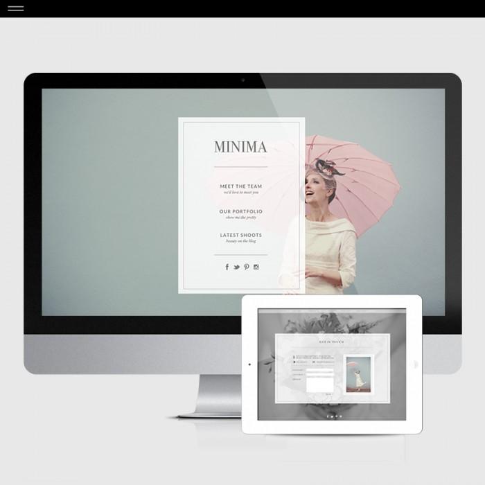 Minima-Product-Template-Showit-Main