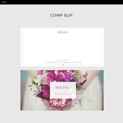 Minima-Product-Comp-Slip