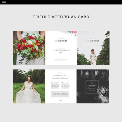 Flora-Product-Trifold-Card