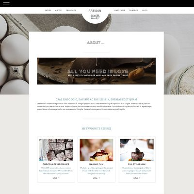 Artisan-Product-About