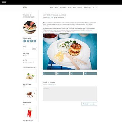 Artisan-Product-Blog
