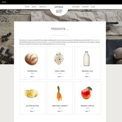 Artisan-Product-Products-Simple