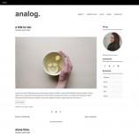 Analog-Product-Blog