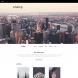 Analog-Product-Home