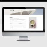Analog-Product-Template-Showit-Contact