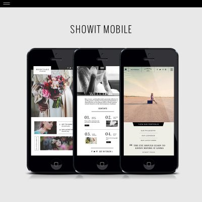 Mobile-Product-Template