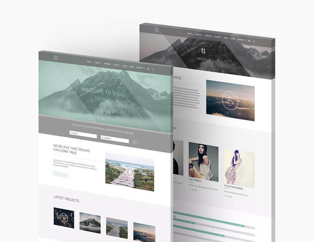 Solo the design for Design space co